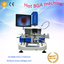 Auto icloud repair machine WDS-620 with optical alignment system for chip motherboard repair