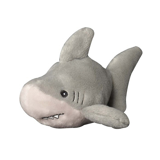 "Custom Sea Animal Plush Toy Stuffed 11"" Great White Shark"
