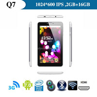 Hot Sale!! Touch Tablet With Sim Card Slot/ Dual Core 7 Inch 3g Android Tablet Pc/ Mini Laptop Computer Best Buy