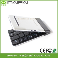 ultra slim bluetooth wireless keyboard for iPad for Samsung wrieless computer bluetooth folding keyboard