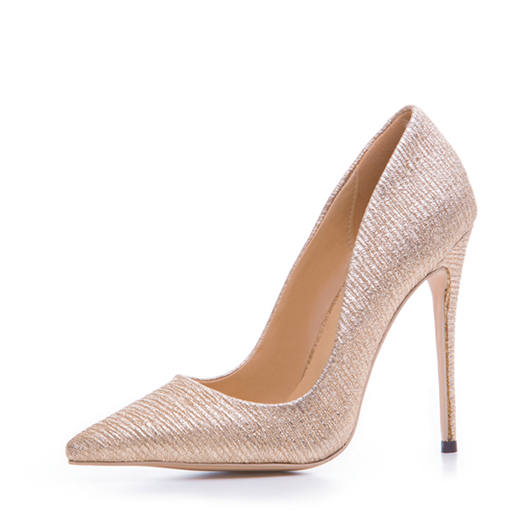New trendy pointed shoes high heel stiletto girls high heels