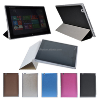 Tri-fold Leather Folio Case Lenovo IdeaTab Miix 2 8 inch Tablet Stand Cover