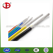 BLV/BLVV low voltage single core aluminium conductor PVC insulated electronic cable