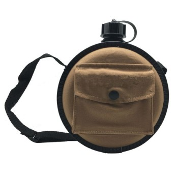 Outdoor Plastic Military Water Canteen