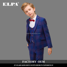 ELPA high quality casual sweat bulk wholesale boys suits