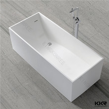 New Design Top sell Baby bath Solid Surface Freestanding Bathtub