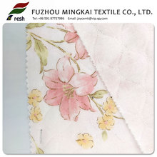 Shrink-Resistant printed cotton fabric