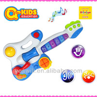 Q-KIDS ABS guitar toy for children