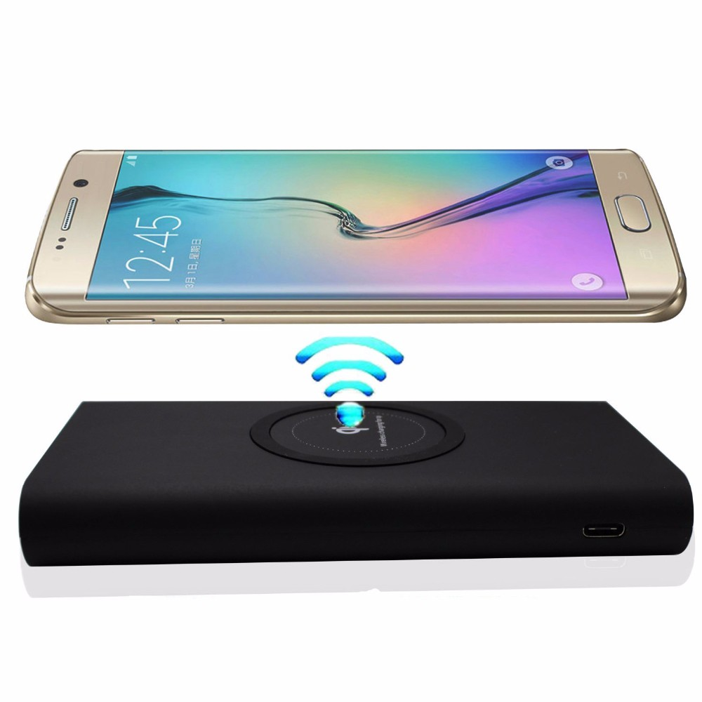 qi wireless charge power bank  (6)