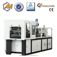 toy and bulble bottle injection blow molding machine