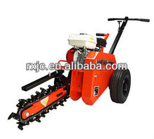 Competitive price trenching machine matches with tractors