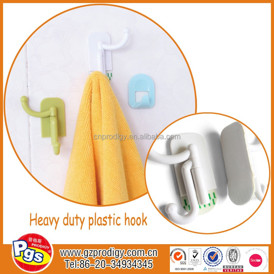 heavy duty self adhesive hook plastic adhesive wall hook no mark buy plastic adhesive wall. Black Bedroom Furniture Sets. Home Design Ideas