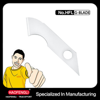 Hook Cutter Blade Cleaning G Blade for Glass Washing Knife Snap Off Blade