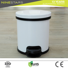 High Quality Wholesale Foot Small Bathroom Pedal Bin
