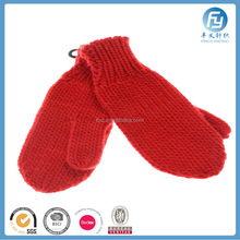 2017 winter warm knitted gloves comfortable knitted mitten custom mitten wholesale