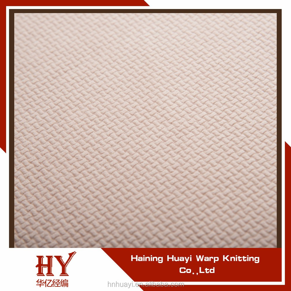 emboss polypropylene fabric garment cloth material for dresses