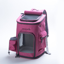 4 in 1 Functional Foldable Front Chest Pet Puppy Backpack Bag for Dogs and Cat