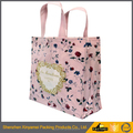 Black shiny tote bag made of PVC plastic Factory directly wholesale large utility tote bag