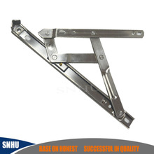 19mm round groov 12inch steel friction stay window stay window hinge