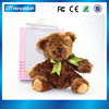Fashion English speech intelligent dialogue talking doll bear