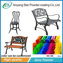 Anyang Star 3D paint thermal transfer thermosetting powder coating