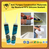 Anti Fungus Construction Materials Gp Neutural RTV Silicone Sealant