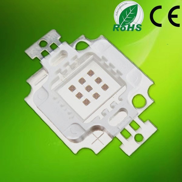 Factory Price Epistar Chip 10w Red High Power LED Diode 620nm 630nm 650nm 660nm