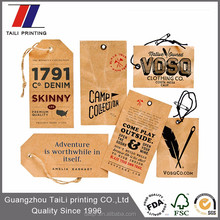 Good quality paper car tags