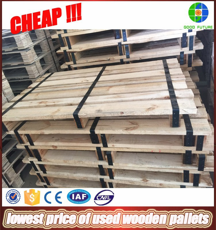 lowest price of used wooden pallets