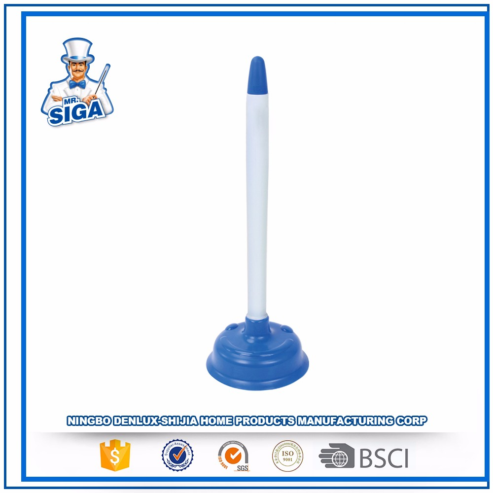 Mr.SIGA New Material Toilet Plunger