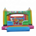china supplier colorful adult jumping castle