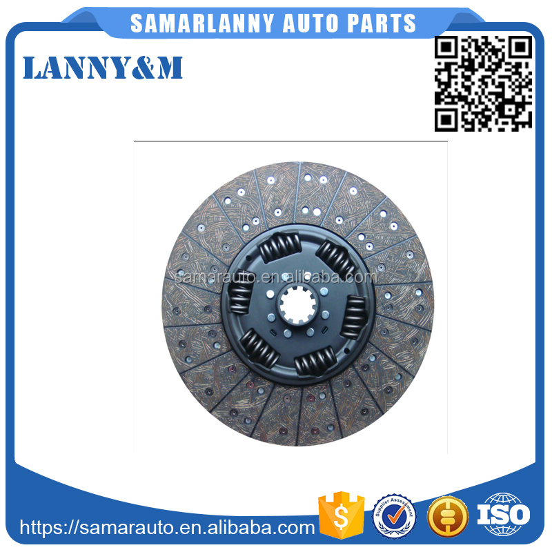 HOT selling best quality truck parts clutch disc assy DAF truck