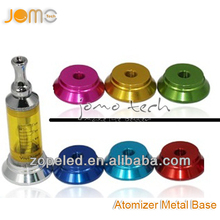 510/ego atomizer colorful personal vaporizer holder/stand metal material
