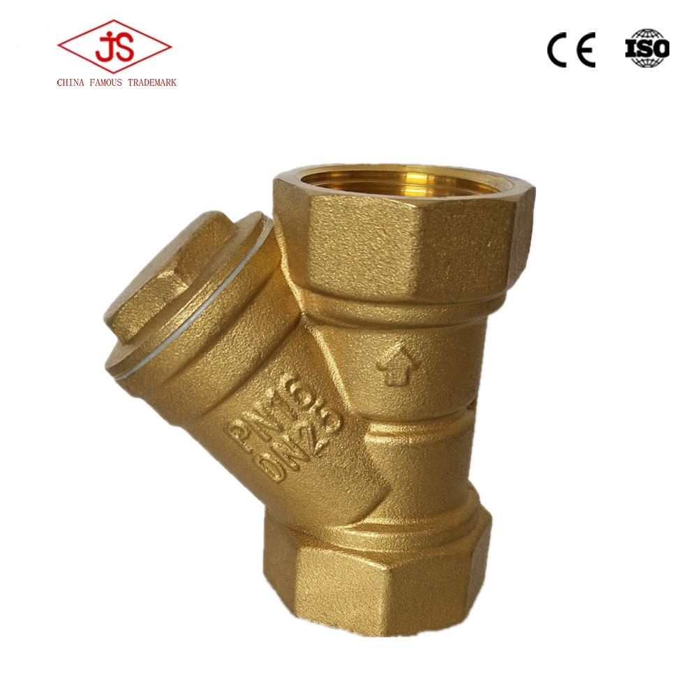 Top quality ANSI brass Y-type strainer