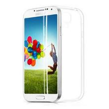 Ultra-thin Transparent Clear TPU Cell Phone Case for Samsung S4 i9500 case cover UTT