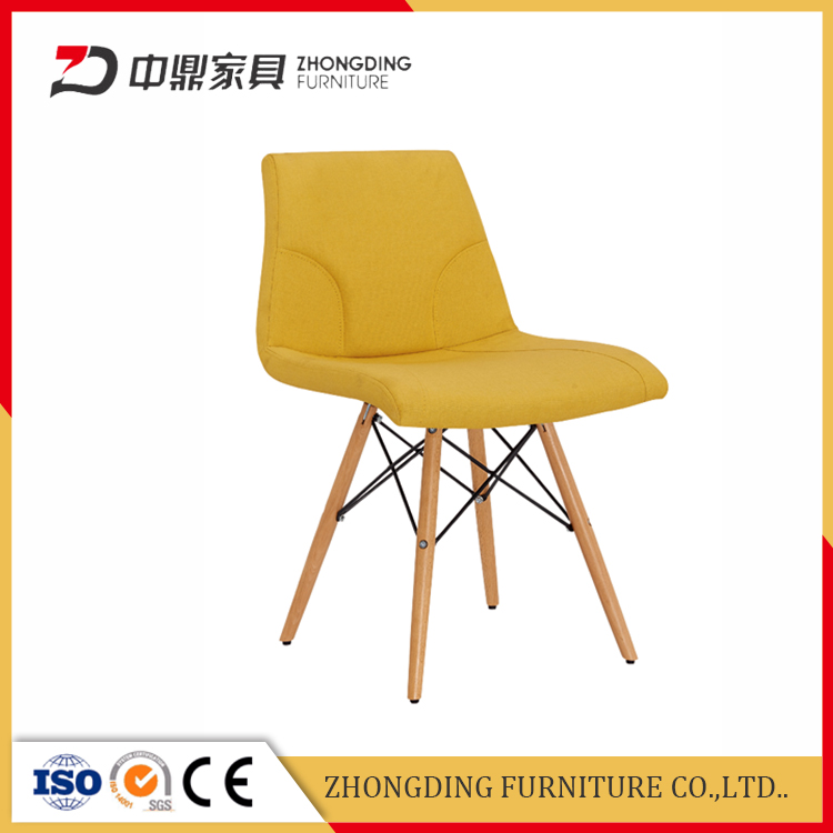 Fashion Design Cheap Price Back Rest Wood Leisure Chair