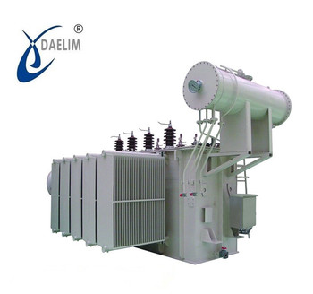 Factory outlet 33/0.4kv 4mva oil immersed transformer