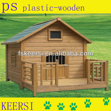 Quality Assured wholesale Outdoor Cheap PS Wooden Dog House