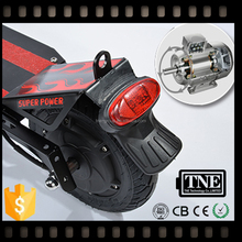TNE new design high quality electric big wheel adult kick scooter
