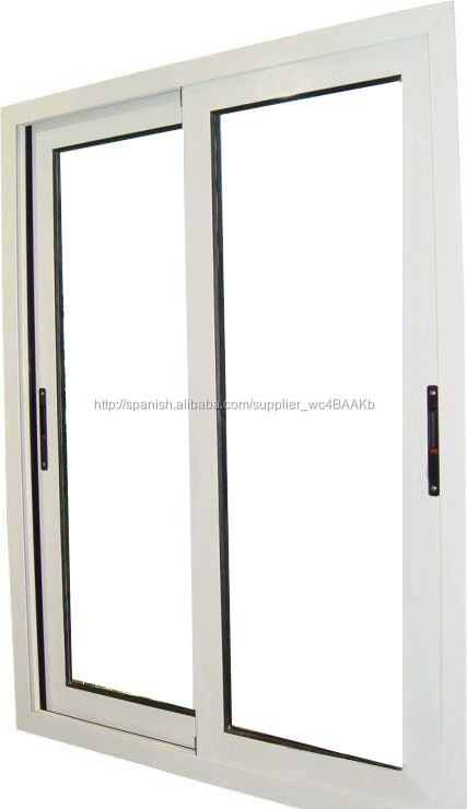 Interior ventana deslizante puertas identificaci n del for Puertas monoblock precio