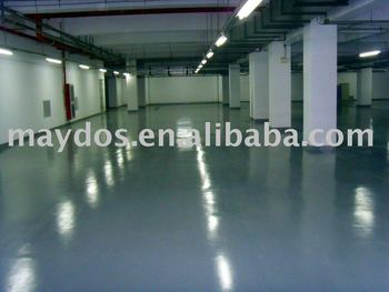 Maydos scratching resistance epoxy floor paint