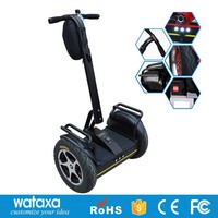 Factory Wholesale 4000W Motor Max Load 150kg 2 Wheel Self Balance electric motor scooters