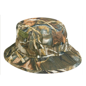 b3987736df4 Camo Army Supreme Bucket Hat With String