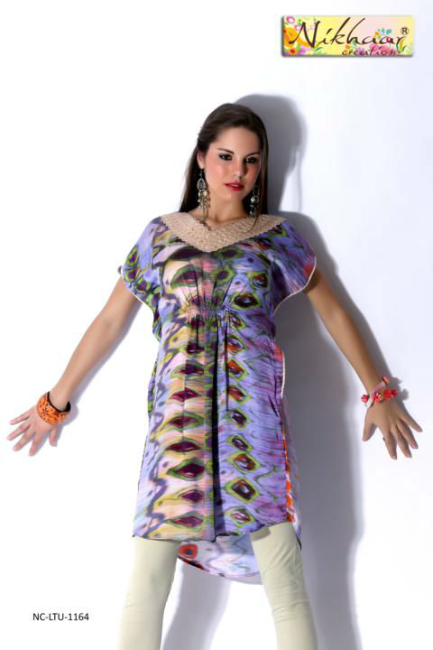Printed Designer Latest Fashion kurti tunic kurta kurti tunic Blouse tops dress for women dress