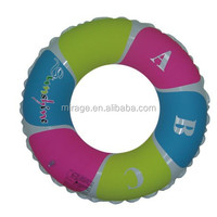 2015Hot sale PVC Inflatable Swimming Ring for people
