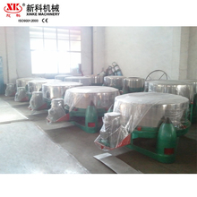 HDPE PP PE film squeezing dewatering machine for waste plastic recycle washing line