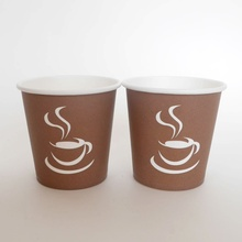 4oz 100ml low price espresso coffee paper cups from China