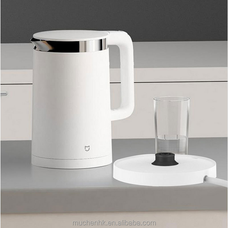 Original Xiaomi Constant Temperature Control Electric Water Kettle 1.5L 1800w 12 Hour thermostat With Bluetooth Mobile Phone APP