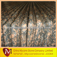 "cut-to-size 3/8"" thickness outdoor Ice brown granite"