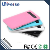 Cheap Slim Power Bank Rohs 2600 Mah 20000 Mah